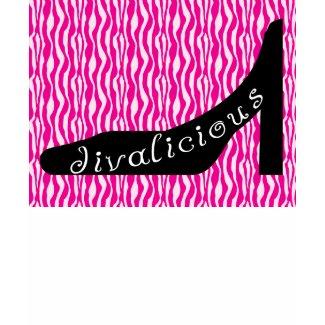 divalicious_pink_zebra_pattern_shoe shirt