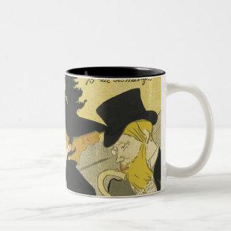 Divan Japonais Two-Tone Coffee Mug
