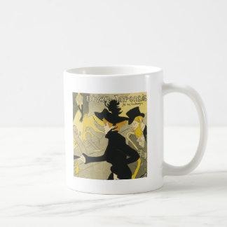 Divan Japonais Classic White Coffee Mug