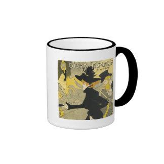 Divan Japonais Ringer Coffee Mug