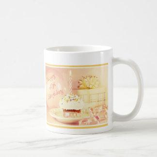 Diva's 40th birthday mug