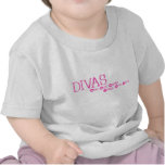 Divas Are Not Made They Are Born T-Shirt