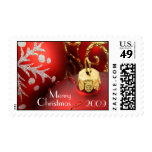 Diva's Christmas Balls Postage