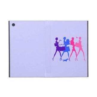 Divas de las compras iPad mini carcasas