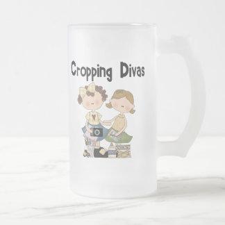 Divas del cultivo taza