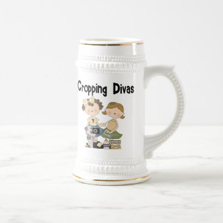 Divas del cultivo tazas