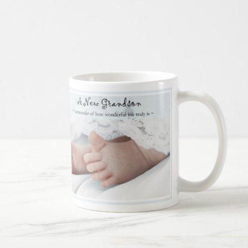 Diva's Gift for New Grandparents-It's a Boy! Mug