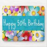 Diva's Happy 50th Birthday Mousepad