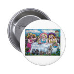 DIVAS PICNIC BY THE SEA PINBACK BUTTONS
