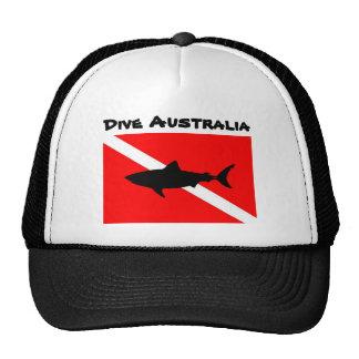 Dive Australia Trucker Hat