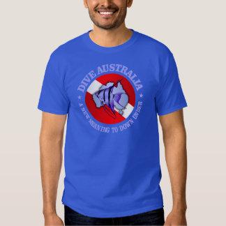 Dive Australia (rd) Apparel T Shirt