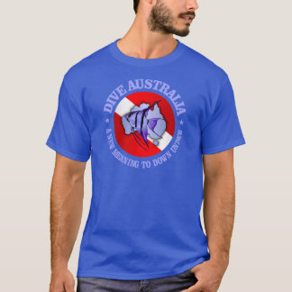 Dive Australia (rd) Apparel T-Shirt