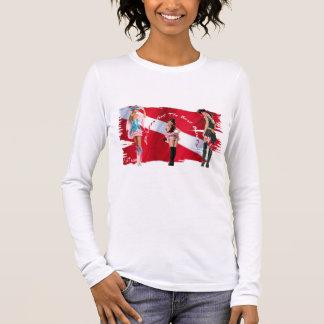 Dive Babes Long Sleeve T-Shirt