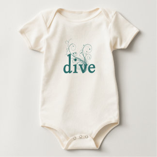 dive baby bodysuit