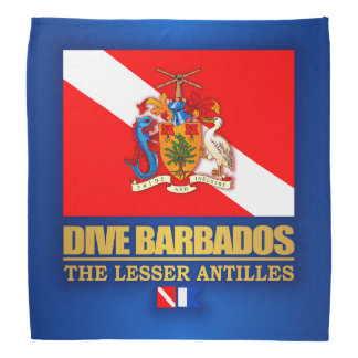 Dive Barbados2 Bandana