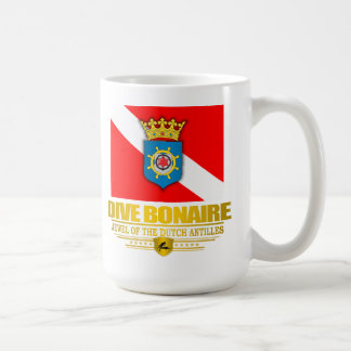 Dive Bonaire 2 Coffee Mug