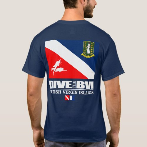 Dive BVI sq T_Shirt