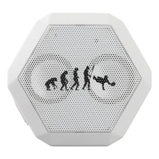 dive catch evolution white bluetooth speaker