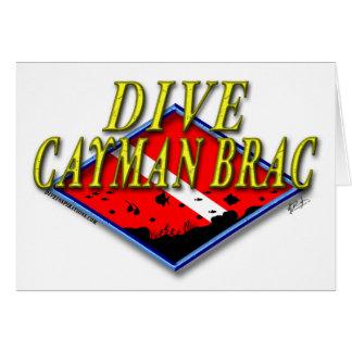 Dive Cayman Brac Card