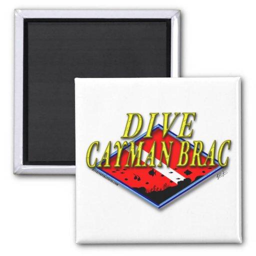 Dive Cayman Brac Magnet