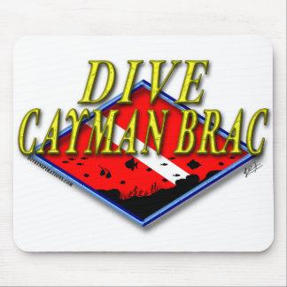 Dive Cayman Brac Mousepad