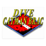 Dive Cayman Brac Postcard
