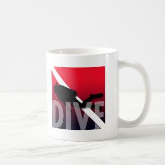 DIVE COFFEE MUGS