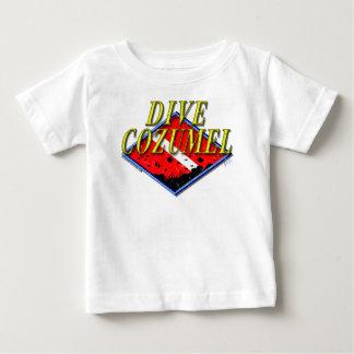 Dive Cozumel Infant T-Shirt