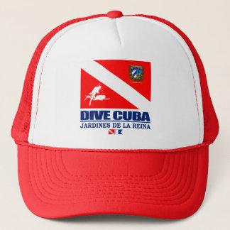 Dive Cuba Trucker Hat