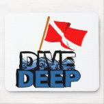 Dive Deep SCUBA Mousepad