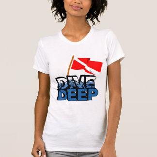 Dive Deep SCUBA T-Shirt T-shirts