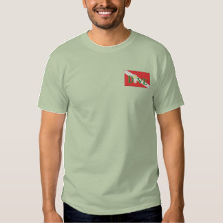 Dive Embroidered T-Shirt
