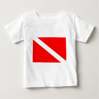 Dive Flag Baby T-Shirt