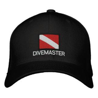 Dive Flag cap -  DIVEMASTER