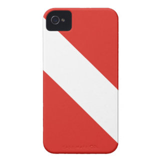 Dive Flag iPhone 4 Cover
