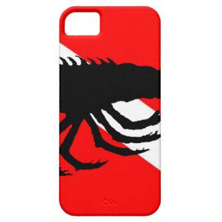 Dive Flag Lobster iPhone SE/5/5s Case