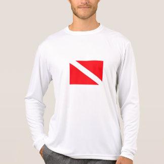 Dive Flag Long Sleeve Shirt