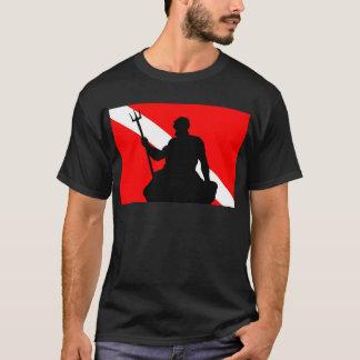 Dive Flag Neptune T-Shirt