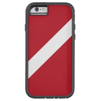 Dive Flag Phone Case
