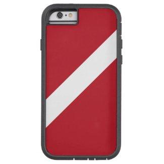 Dive Flag Phone Case