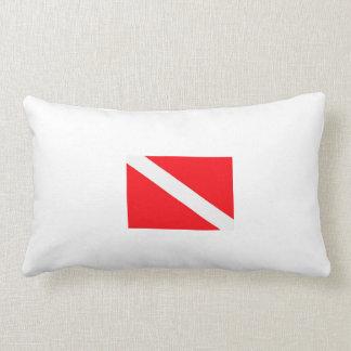 Dive Flag Pillow