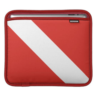 Dive Flag Sleeve For iPads