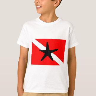 Dive Flag Starfish II T-Shirt