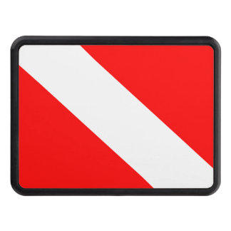 Dive Flag Tow Hitch Cover