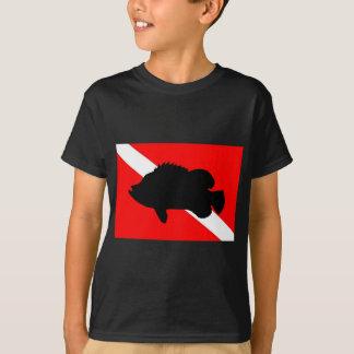 Dive Flag Tripletail T-Shirt