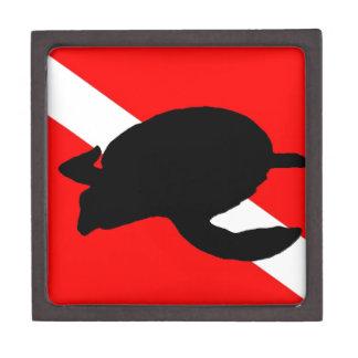 Dive Flag Turtle II Gift Box