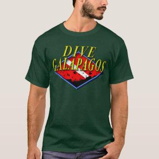 Dive Galapagos Dark T-shirt