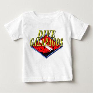 Dive Galapagos Infant T-shirt