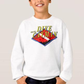 Dive Grand Cayman Kid's Sweatshirt