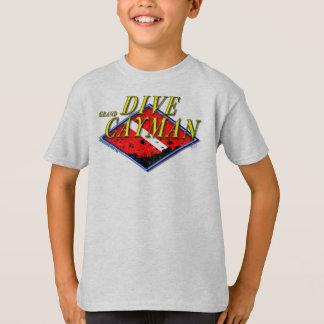 Dive Grand Cayman Kid's T-Shirt